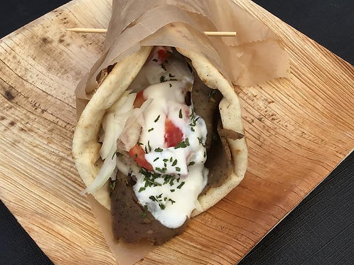 The Original Beef & Lamb Gyros