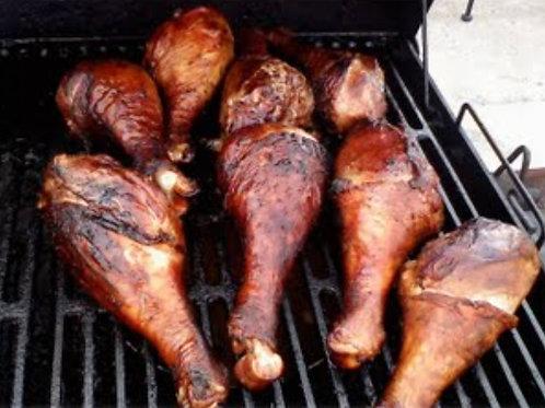 6 Smoked Turkey Legs