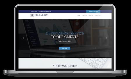 Tax Solutions Websites in Grand Rapids