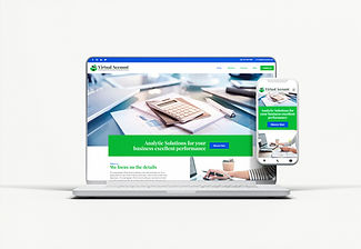 Professional Services Wix Templates