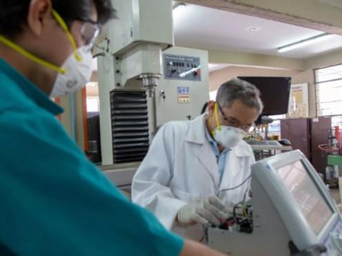 Coronavirus: Universidad de Piura fabrica 10 respiradores mecánicos para hospitales