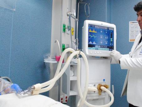 Udep reparará y duplicará capacidad de respiradores