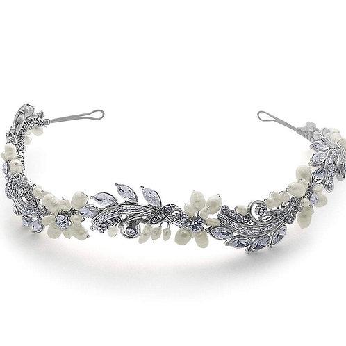 Amelie Vintage Style Headband RRP: £125.00