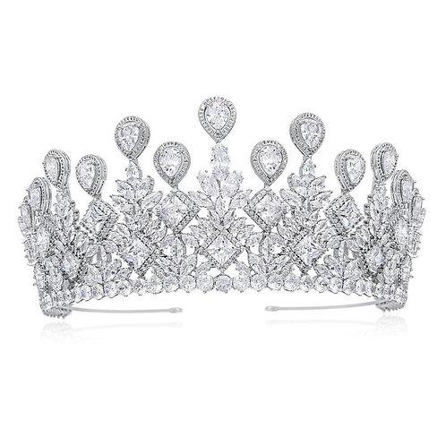 Duchess Luxury Tiara RRP: £295