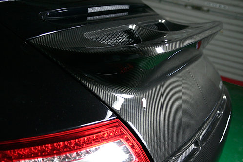 CD PERFORMANCE DUCK TAIL REAR WING for 997