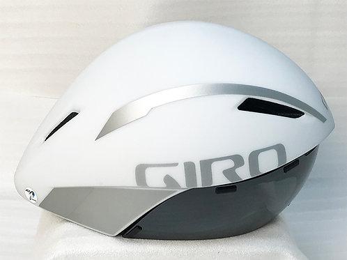 CDJアウトレット GIRO AEROHEAD MIPS WHT/SIL 新品 Mサイズ