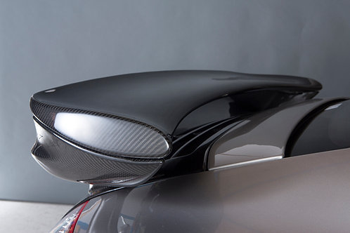 CDJ GT PERFORMANCE REAR WING with LID for 997Turbo/S