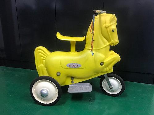 BENNY PONY 可動式三輪車