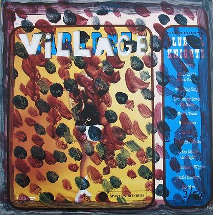 """Village - Village One-Sided 12"""""""
