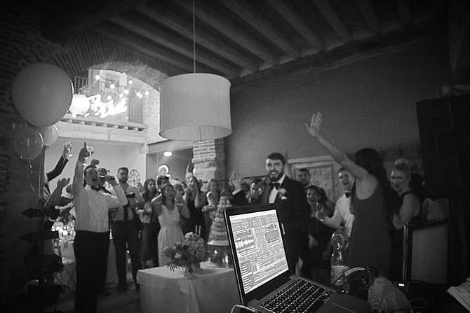 The Dream Wedding.
