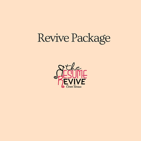 Revive Package