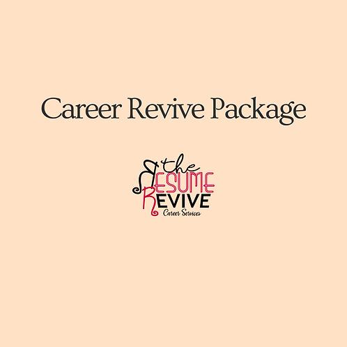 Career Revive Package