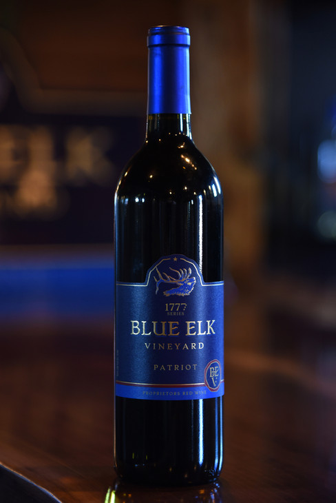 Blue Elk Vineyard