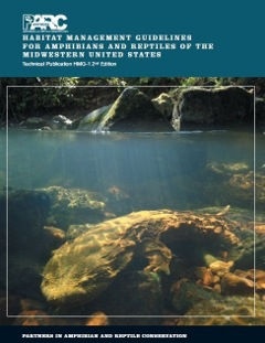 Cover image of Habitat Management Guidelines for the Midwest
