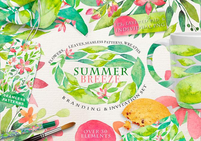THE SUMMER BREEZE vol.2