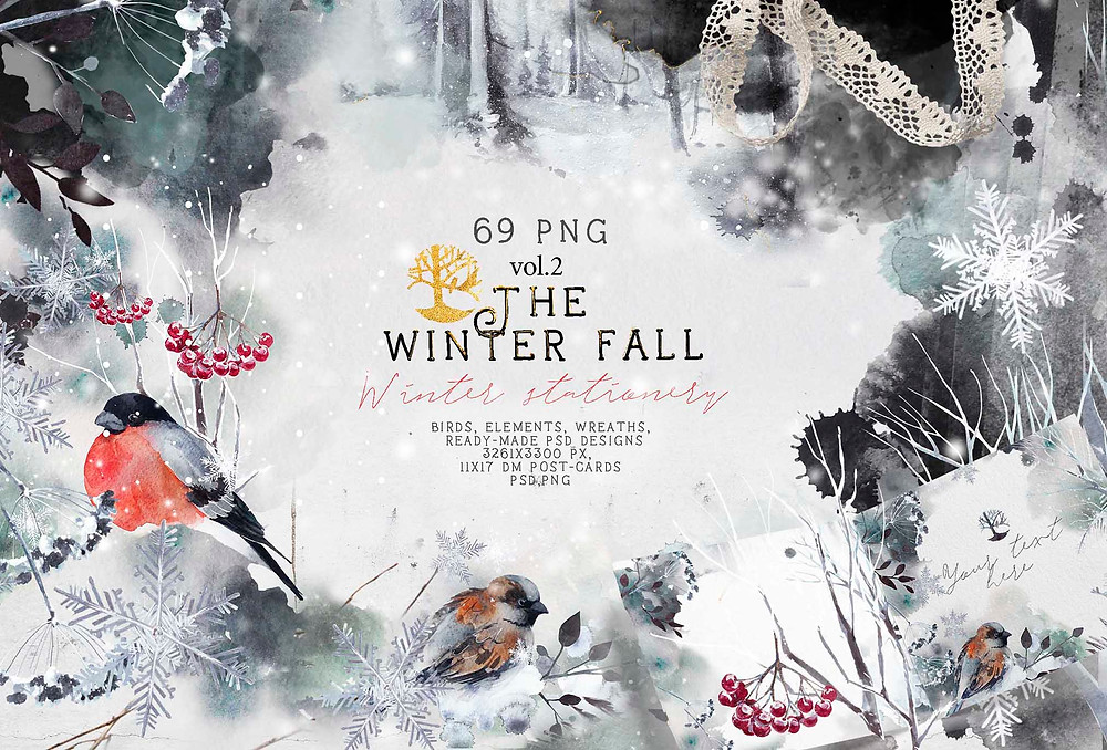The Winter fall vol.1