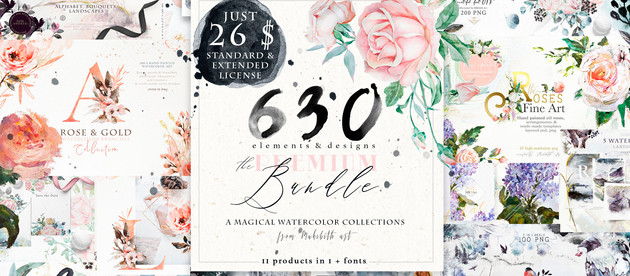 The new bundle is here! SALE!!!