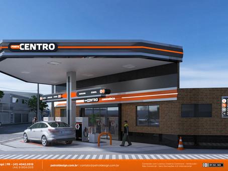 Posto Centro - Arapoti / PR