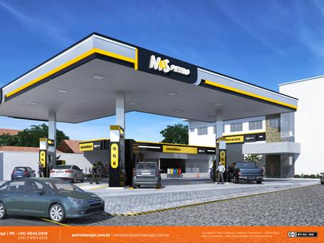 Posto M & S Petro - São Bernardo / MA
