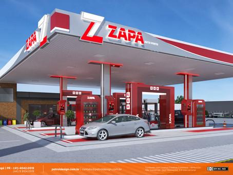 Rede de Postos Zapa - Ponta Grossa / PR