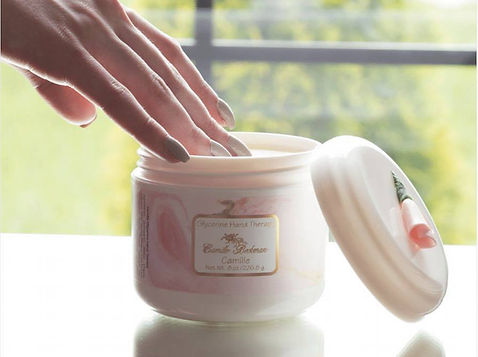 camille beckman hand cream