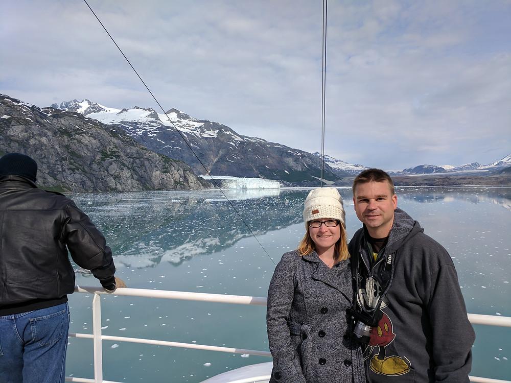 Alaskan Cruise, Glacier