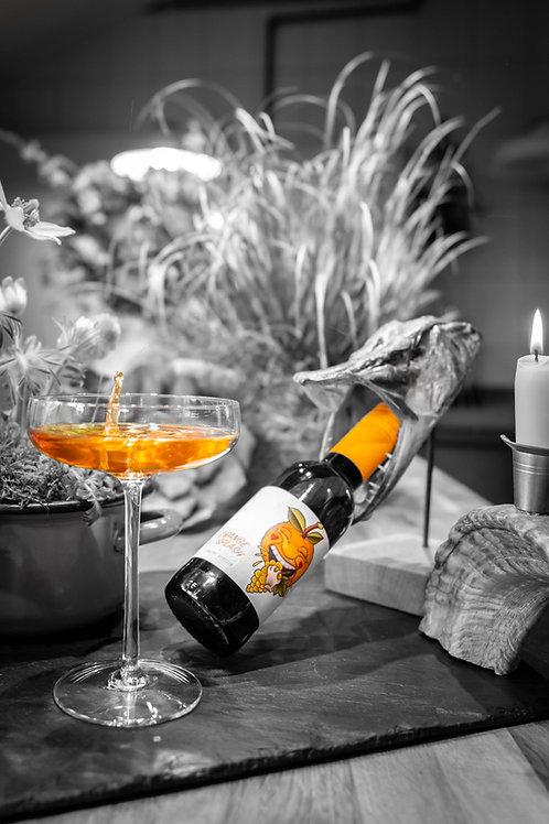 ORANGE SPLASH Rheingauer Landwein, Riesling, trocken 0,25l
