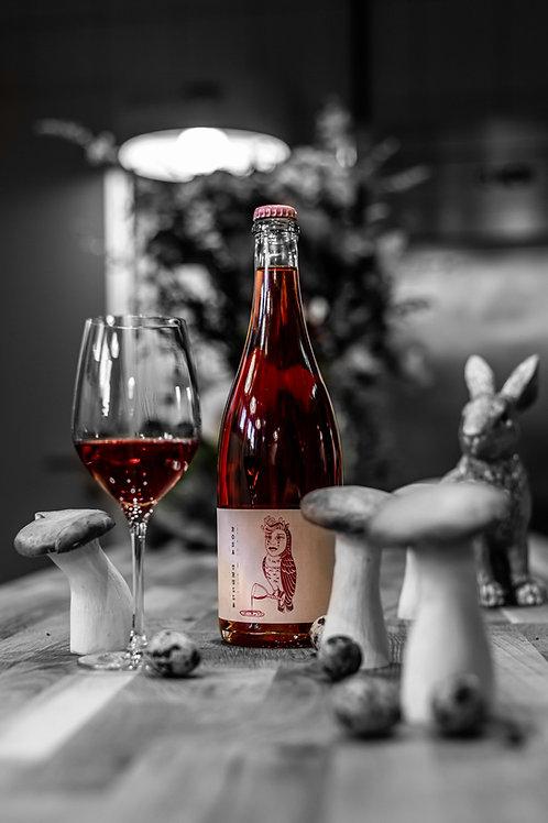 ROSA TRULLA 2019 Rheingauer Landwein Spätburgunder Rosé, halbtrocken.