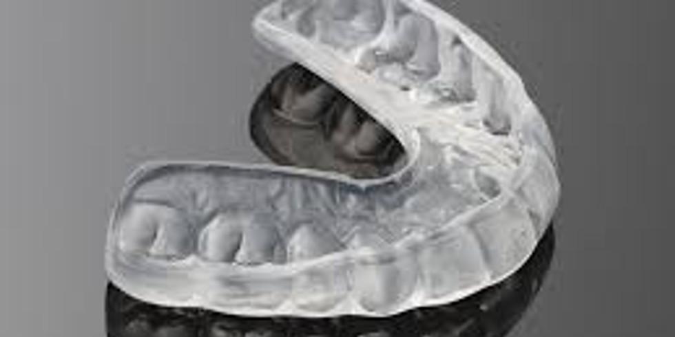 Custom Mouthguard Fitting