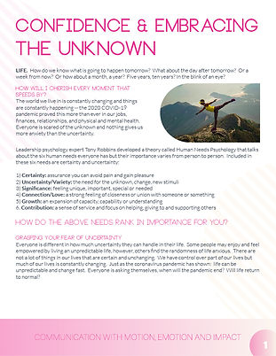 Confidence and Embracing the Unknown - Cover.jpg