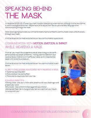 Speaking Behind the Mask - Cover.jpg