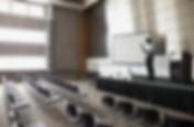 Conference speaker audio distribution.jp
