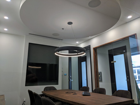 Clever AV - Audiovisual solutions - conference room