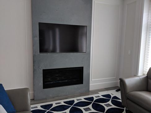 Clever AV - Audiovisual Solution - Living room TV