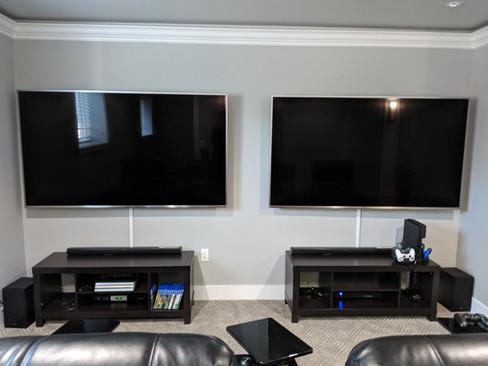 Clever AV - Audiovisual Solutions - Games room