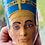 Thumbnail: Huge Nefertiti Bath Bomb - Holiday Romance