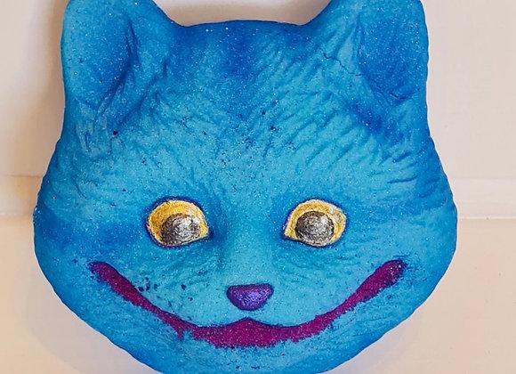 Mega Cheshire Cat Bath Bomb - Purple Rain