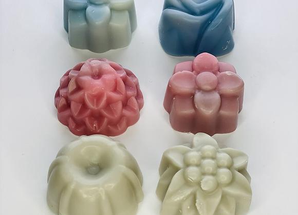 Flower Wax Melts - Pack of 2