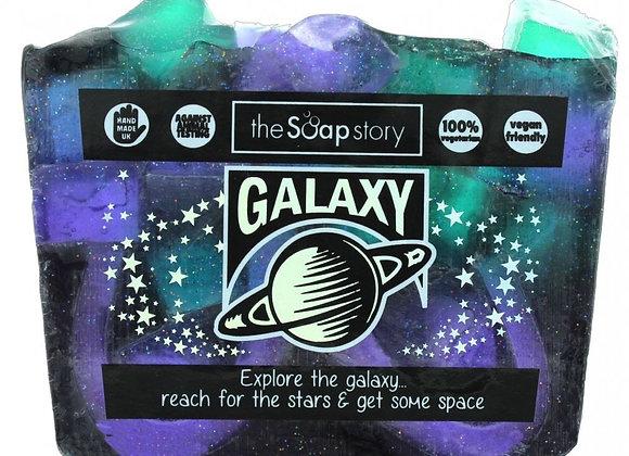 Galaxy Soap Slice