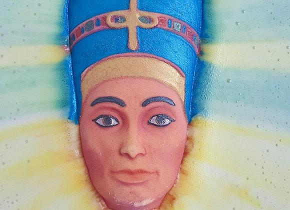 Huge Nefertiti Bath Bomb - Holiday Romance