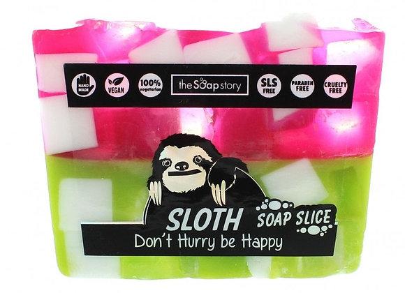 Sloth Soap Slice