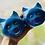 Thumbnail: Mega Cheshire Cat Bath Bomb - Purple Rain