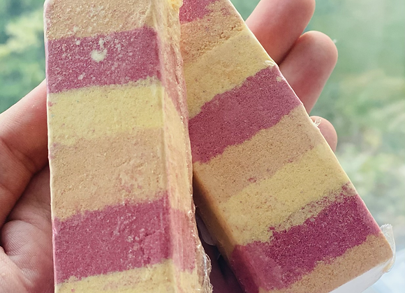 Colour Bath Sticks - Jingleberry