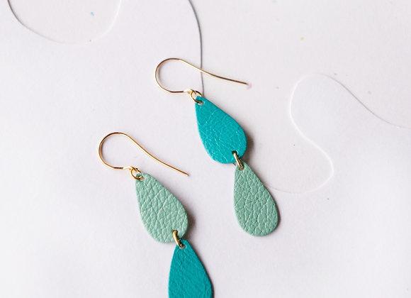 Tiered Droplet Earrings