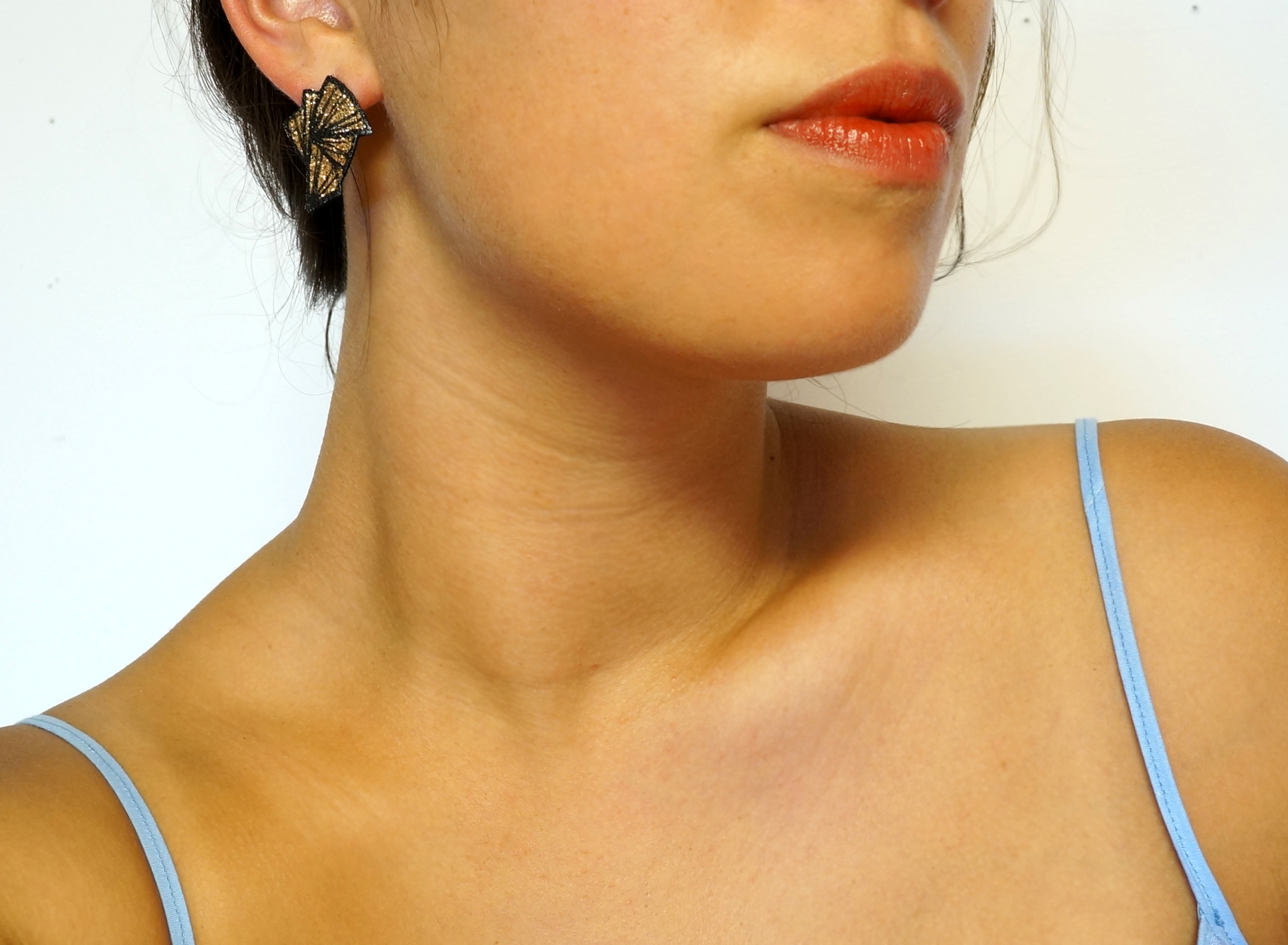 Abstract Hana Earrings