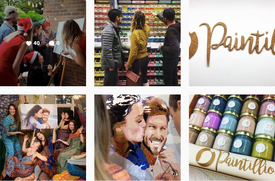 Paintilio's Instagram Gallery