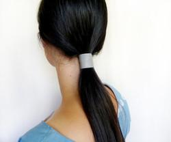 Leather Hair Cuff