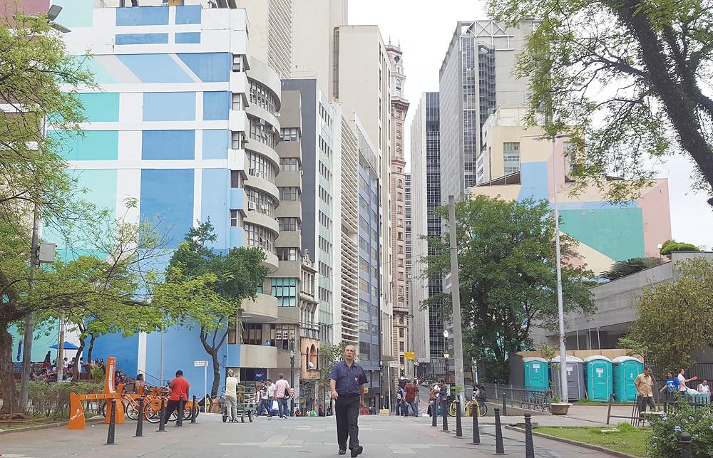Sao Paulo Colour Palette