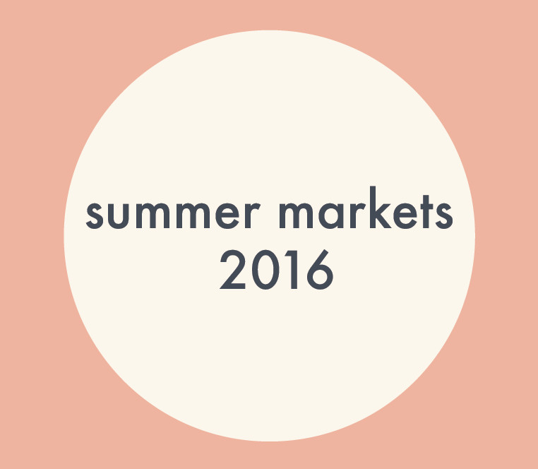 Scandinazn Summer Market Dates (& Other Exciting News!)