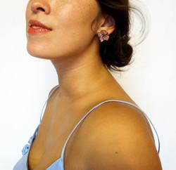 Abstract Hana Earrings